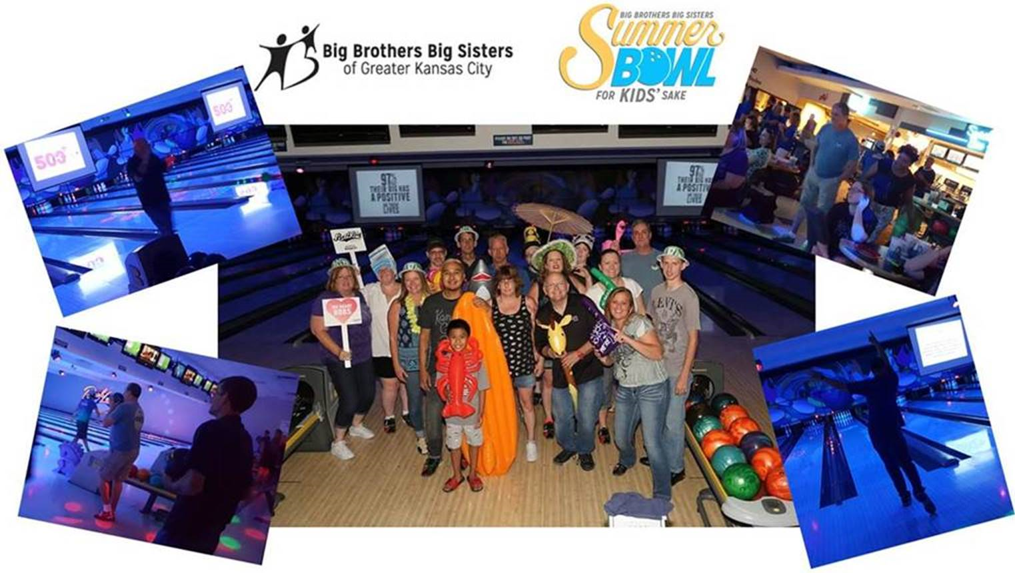 Big Brothers Big Sisters Bowling Charity