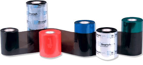 rolls of thermal transfer ribbons